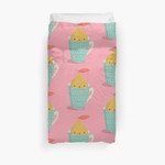Lemon In A Cup 3D Personalized Customized Duvet Cover Bedding Sets Bedset Bedroom Set