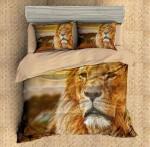 Lion #3 3D Personalized Customized Bedding Sets Duvet Cover Bedroom Sets Bedset Bedlinen