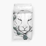 Poetic Cougar 3D Personalized Customized Duvet Cover Bedding Sets Bedset Bedroom Set