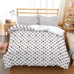 Louis Vuitton #26 3D Personalized Customized Bedding Sets Duvet Cover Bedroom Sets Bedset Bedlinen