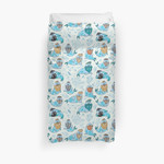 Bearded Walruses 3D Personalized Customized Duvet Cover Bedding Sets Bedset Bedroom Set