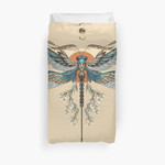 Dragon Fly Tattoo 3D Personalized Customized Duvet Cover Bedding Sets Bedset Bedroom Set