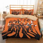 Orange Is The New Black 3D Personalized Customized Bedding Sets Duvet Cover Bedroom Sets Bedset Bedlinen