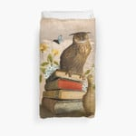 Wise Owl 3D Personalized Customized Duvet Cover Bedding Sets Bedset Bedroom Set