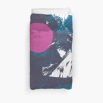 Blue Splash 3D Personalized Customized Duvet Cover Bedding Sets Bedset Bedroom Set