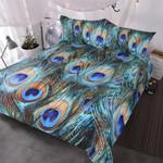 Peacock Heaven(My Favourite Animal!)3D Customize Bedding Set Duvet Cover SetBedroom Set Bedlinen