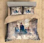 3D Customize Fantastic Beasts  3D Customized Bedding Sets Duvet Cover Bedlinen Bed set