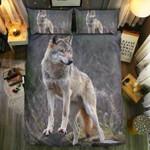 nM pecial WolfCollection #23D Customize Bedding Set Duvet Cover SetBedroom Set Bedlinen