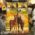 Horse Collection #09103 3D Customize Bedding Set Duvet Cover SetBedroom Set Bedlinen