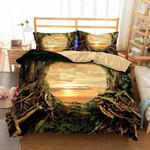 Household items 3 pieceet theme dream forest digital printingvariousizess3D Customize Bedding Set Duvet Cover SetBedroom Set Bedlinen