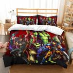 3D Customize Comicsuperhero et Bedroomet Bed3D Customize Bedding Set Duvet Cover SetBedroom Set Bedlinen