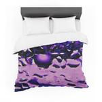 "Maynard Logan ""Window Purple"" Cotton3D Customize Bedding Set Duvet Cover SetBedroom Set Bedlinen"