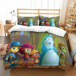 3D Customize Beat Bugs et Bedroomet Bed3D Customize Bedding Set Duvet Cover SetBedroom Set Bedlinen