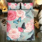 Rose Collection #0912103D Customize Bedding Set Duvet Cover SetBedroom Set Bedlinen
