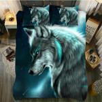 Wolf Warrior3D Customize Bedding Set Duvet Cover SetBedroom Set Bedlinen