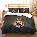 3D Customize Real Madrid C.F. et Bedroomet Bed3D Customize Bedding Set Duvet Cover SetBedroom Set Bedlinen