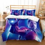 3D Customize Avengers Infinity War Iron Man et Bedroomet Bed3D Customize Bedding Set Duvet Cover SetBedroom Set Bedlinen