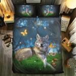 Wolf Collection #091263D Customize Bedding Set Duvet Cover SetBedroom Set Bedlinen