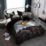 Bird Print Eagle 3dExtra Large Design Bed Cover3D Customize Bedding Set Duvet Cover SetBedroom Set Bedlinen