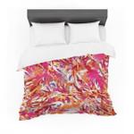 "Danny Ivan ""You"" Red Pink Featherweight3D Customize Bedding Set Duvet Cover SetBedroom Set Bedlinen"