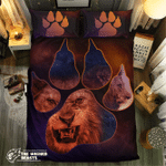 Wolf Collection #091763D Customize Bedding Set Duvet Cover SetBedroom Set Bedlinen