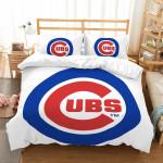 3D Customize Chicago Cubs et Bedroomet Bed3D Customize Bedding Set Duvet Cover SetBedroom Set Bedlinen