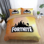 Game Fortnite  Et Bedroomet Bed 3D Bag Gamekin3D Customize Bedding Set/ Duvet Cover Set/  Bedroom Set/ Bedlinen
