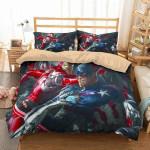 3D Customize Avengers #4 3D Customized Bedding Sets Duvet Cover Bedlinen Bed set