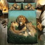 Lion Collection #0905053D Customize Bedding Set Duvet Cover SetBedroom Set Bedlinen