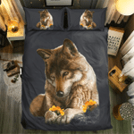 Wolf Collection #0913243D Customize Bedding Set Duvet Cover SetBedroom Set Bedlinen