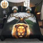 Leaders Of The Earth By KhaliaArt Designer 3D Customize Bedding Set Duvet Cover SetBedroom Set Bedlinen