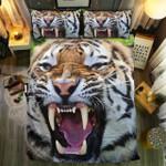 Tiger #013D Customize Bedding Set Duvet Cover SetBedroom Set Bedlinen