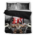 Unleash The Beast  3D Customized Bedding Sets Duvet Cover Bedlinen Bed set