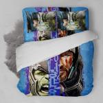 Thor Vs Hulk  3D Customized Bedding Sets Duvet Cover Bedlinen Bed set
