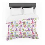 "Julia Grifol ""My Loving Dogs"" Featherweight3D Customize Bedding Set Duvet Cover SetBedroom Set Bedlinen"