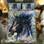Horse Collection #09116 3D Customize Bedding Set Duvet Cover SetBedroom Set Bedlinen