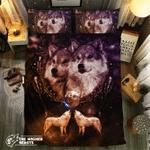 Wolf Collection #091913D Customize Bedding Set Duvet Cover SetBedroom Set Bedlinen