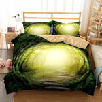 Theme Dream Forest Digital PrintingVariousizes Household Itemss3D Customize Bedding Set Duvet Cover SetBedroom Set Bedlinen