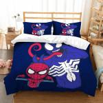 3D Customize Venom &piderMan et Bedroomet Bed3D Customize Bedding Set Duvet Cover SetBedroom Set Bedlinen