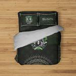 Mandala lytherin Harry Potter  3D Customized Bedding Sets Duvet Cover Bedlinen Bed set