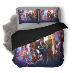 Marvel Avenger End Game 3 D Customized Bedding Sets Duvet Cover Set Bedroom set Bedlinen 1 R