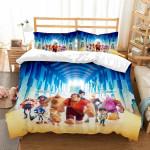 3D Customize Wreck It Ralph et Bedroomet Bed3D Customize Bedding Set Duvet Cover SetBedroom Set Bedlinen