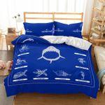 Scenery Marine Organism Printed Bedroom Blanket Mats Bed Duvet Covers3D Customize Bedding Set Duvet Cover SetBedroom Set Bedlinen