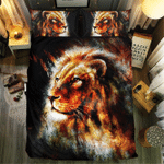 Lion Collection #0906193D Customize Bedding Set Duvet Cover SetBedroom Set Bedlinen