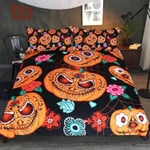 Cartoon Pumpkin KidsCobweb et Nightmare Bedclothes for Halloween Flowers Home Textiles3D Customize Bedding Set Duvet Cover SetBedroom Set Bedlinen
