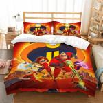 3D Customize Incredible 2 et Bedroomet Bed3D Customize Bedding Set Duvet Cover SetBedroom Set Bedlinen