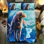 pecial LionCollection #28080373D Customize Bedding Set Duvet Cover SetBedroom Set Bedlinen