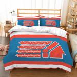 3D Customize Cleveland Indians et Bedroomet Bed3D Customize Bedding Set Duvet Cover SetBedroom Set Bedlinen