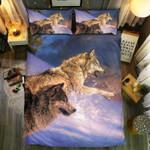 nM pecial WolfCollection #413D Customize Bedding Set Duvet Cover SetBedroom Set Bedlinen