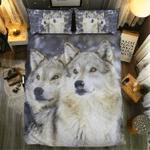 Wolf Collection #0913183D Customize Bedding Set Duvet Cover SetBedroom Set Bedlinen